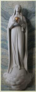 Reine des Missions - Chapelle rue du Bac Paris