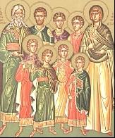 Eléazar les sept frères et leur mère