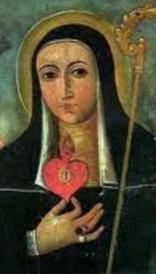 Sainte Gertrude d'Helfa - Héraut de l'amour divin