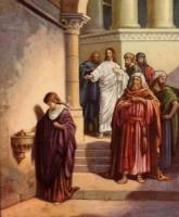 Se mettre à l'école de la pauvre veuve de l'Evangile