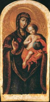 La Vierge Hodrigitria 1732