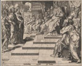 St Pierre et St Jean devant le Sanhédrin