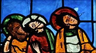 Jésus est monté au Ciel
