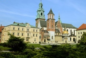 enceinte fortifiée de Wawel