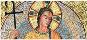 le Christ invitant à la liberté intérieure