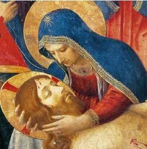 Fra Angelico Pieta détail musée San Marco Florence | DR