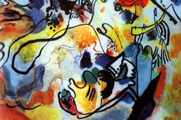 le-jugement-final-wassily-kandinsky-1912