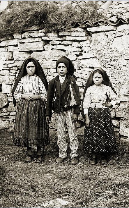 Le message de Marie aux trois enfants de Fatima - Association de la  Médaille Miraculeuse