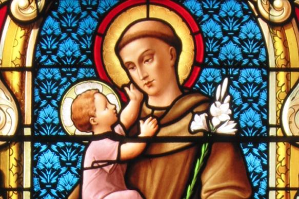 Saint Antoine de Padoue vitrail