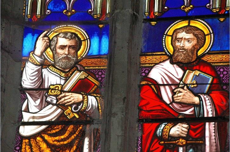 Saints Pierre et Paul - Église de Monclar dAgenais 47
