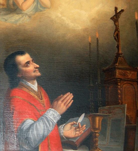Ordonné prêtre le 23 septembre 1600, c'est également près de Buzet sur Tarn, à la chapelle Notre Dame de Grâce, que Vincent célébra sa première messe.