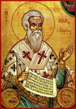 Saint Ignace, évêque d'Antioche