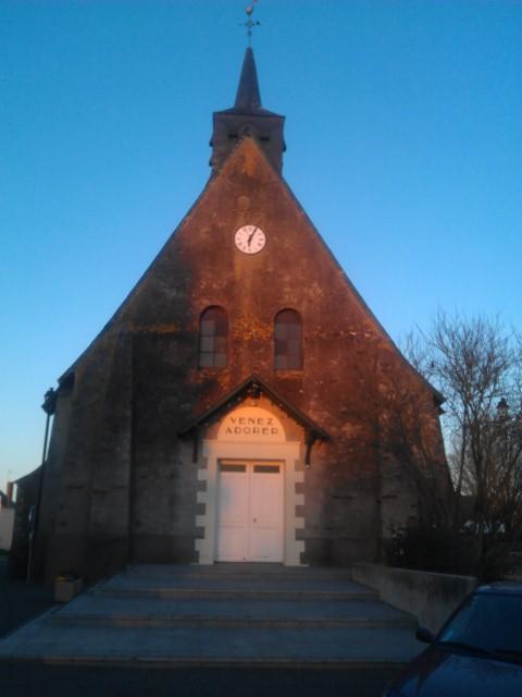 église de Saint Sigismond 49