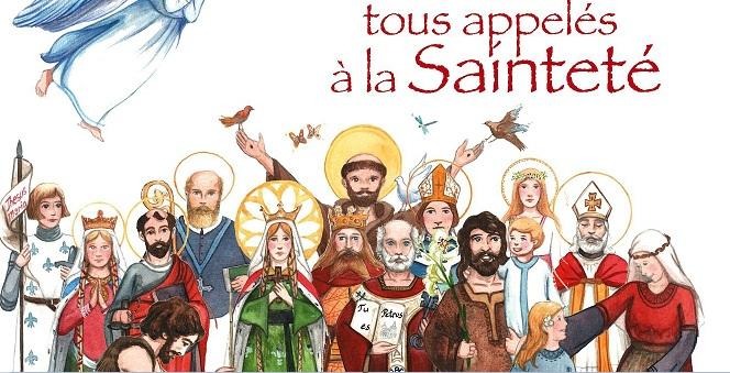 Toussaint - Paroisse Sainte Marie en pays d'Ancenis