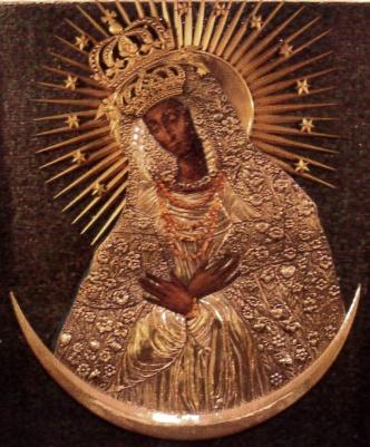 Mère de Miséricorde - Basilique Saint Pierre