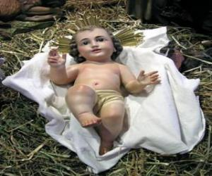 Enfant Jésus nuit de Noël au Vatican