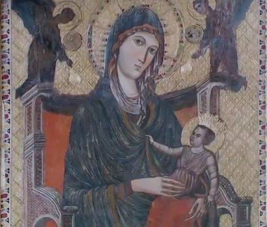 Entre Jésus et les hommes, Marie intercède - Angélus du 1/01/2018 © Vatican Media