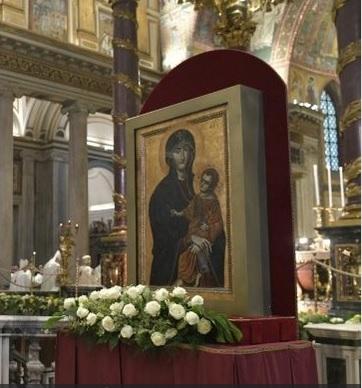 Marie, Salus Populi Romani