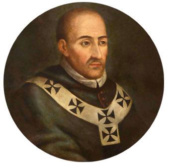 Toribio de Mogrovejo, archevêque de Lima