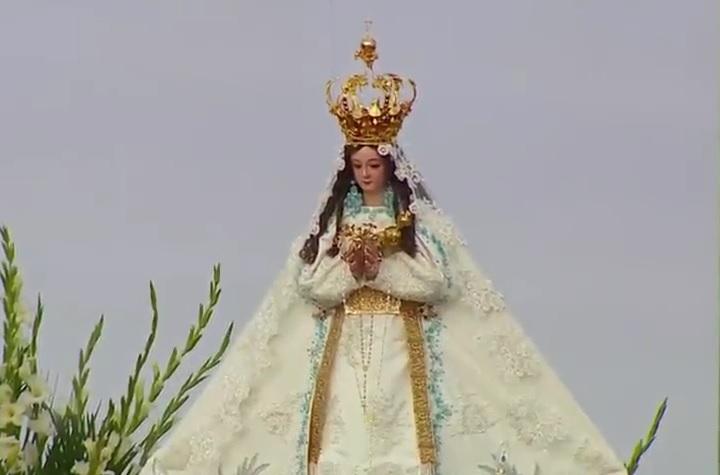 Vierge de la Porte couronnée