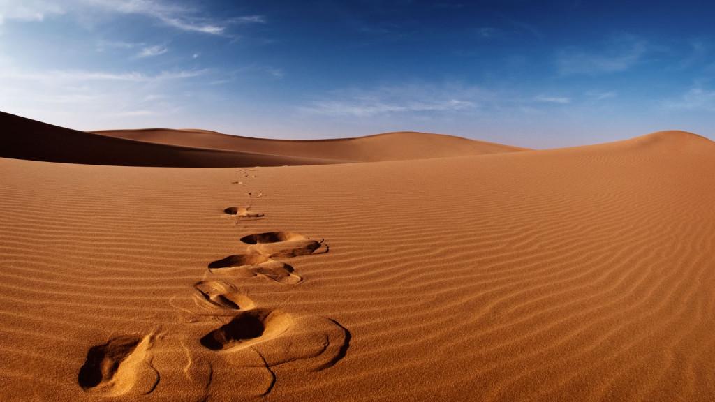 Carême - quarante jours au désert pour avoir soif de Dieu