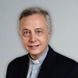 P. Tomaz Mavric, Supérieur Général, Congrégation de la Mission.