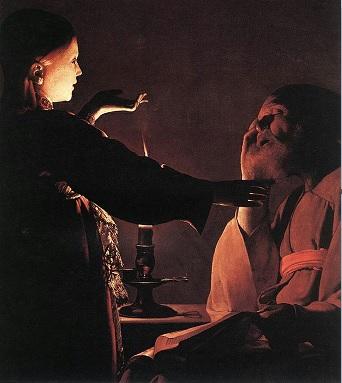 Georges de la Tour, Le songe de saint Joseph, XVIIe siècle