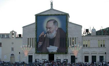 sanctuaire Sainte Marie des Grâces à San Giovanni Rotondo