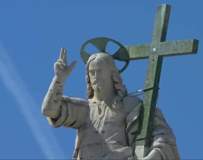 Le Christ Ressuscité du Vatican