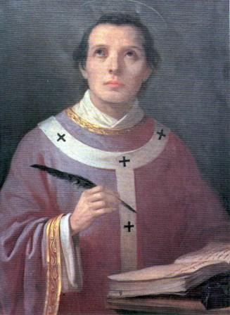 saint Anselme de Cantorbery