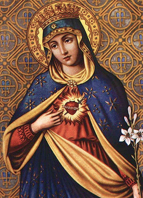 Cœur immaculé de Marie