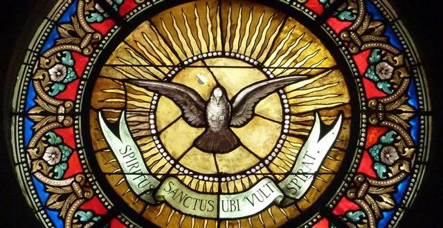 L'Esprit Saint souffle où il veut