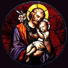 Saint Joseph et Jésus