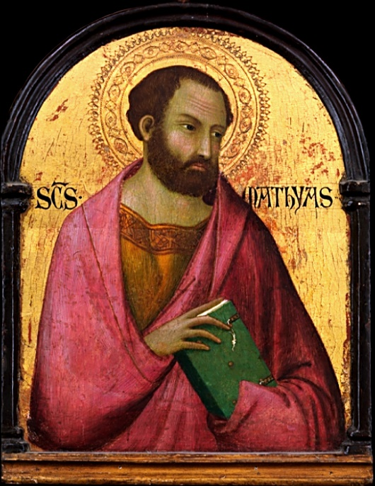 Saint Matthias - Metropolitan Museum of Art, New York
