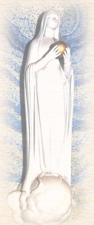 Vierge puissante rue du Bac