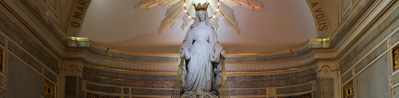 la Vierge aux rayons rue du Bac