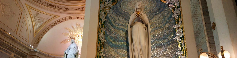 la Vierge au Globe rue du Bac