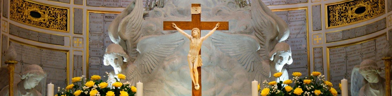 la croix du chœur rue du Bac