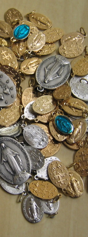 médailles miraculeuses