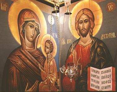 Mère de Dieu et Christ Sauveur - L'Amour au cœur du Christianisme