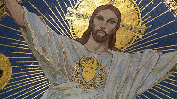 Sacré-Cœur de Jésus - basilique du Sacré-Cœur de Paris