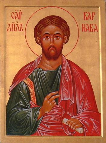 Saint Barnabé, apôtre