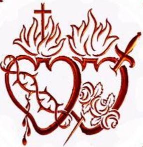 Cœurs de Jésus et de Marie