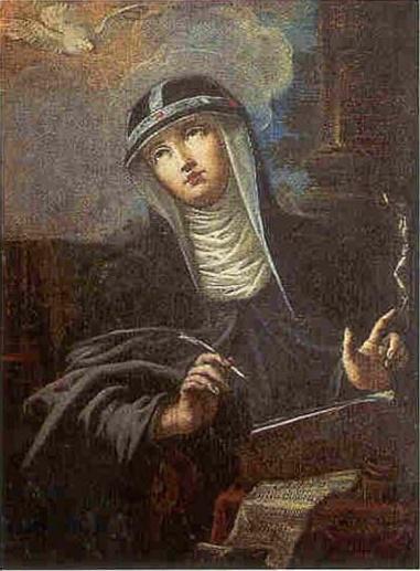 Sainte Brigitte - muséum Altomünster