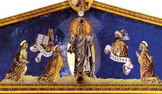 Transfiguration cathédrale Sainte Cécile Albi 81 France