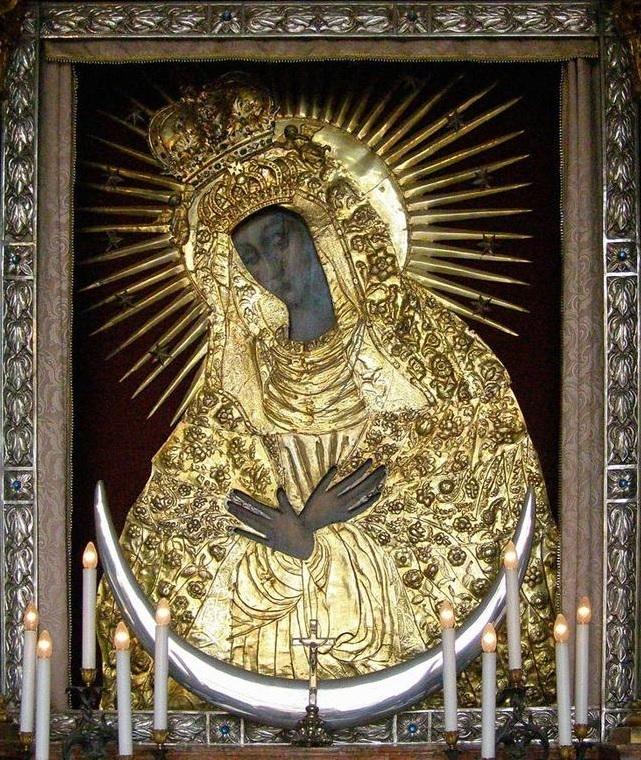 La Mère de Miséricorde de Vilnius