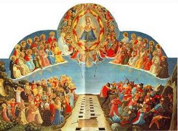 Tous les saints - Fra Angelico