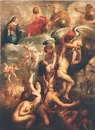 intercession de Marie pour les âmes du purgatoire