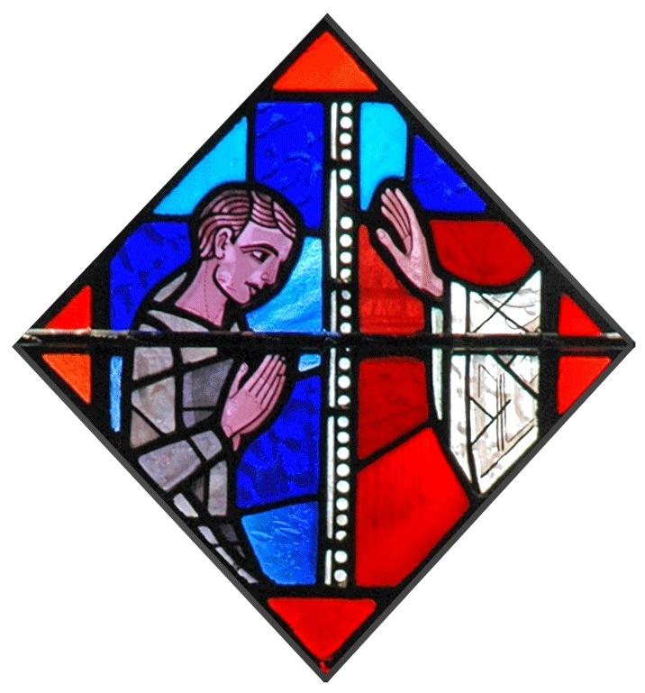réconciliation vitrail
