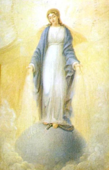 Vierge du 27 novembre - rue du Bac